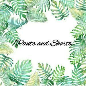 Pants and Shorts 🌴🍍